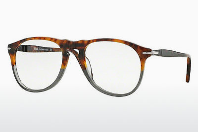 Eyewear Persol PO9649V 1023 - Brown, Havanna