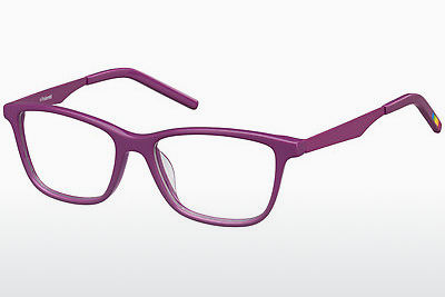 Eyewear Polaroid Kids PLD D805 HSO - Red, Purple