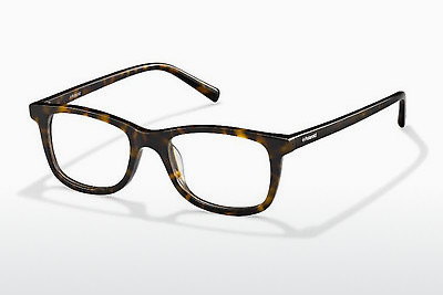Eyewear Polaroid Kids PLD K 014 BQU - Brown, Havanna