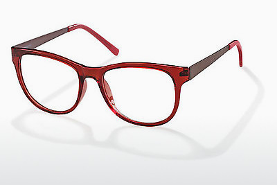 Eyewear Polaroid PLD 3S 006 679 - Red, Brown