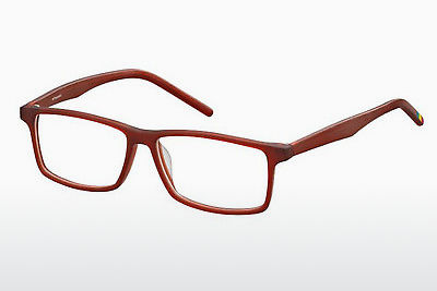 Eyewear Polaroid PLD D302 Q2Z - Red, Brown