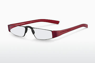Eyewear Porsche Design P8801 B D1.00 - Grey, Black, Red