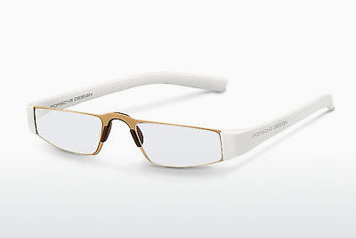 Eyewear Porsche Design P8801 C D1.50 - Gold, White