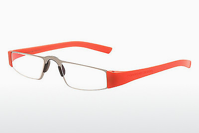 Eyewear Porsche Design P8801 O D2.50 - Orange, Transparent