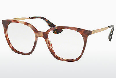 Eyewear Prada PR 11TV UE01O1 - Pink, Brown, Havanna