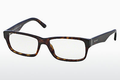 Eyewear Prada PR 16MV 2AU1O1 - Brown, Havanna