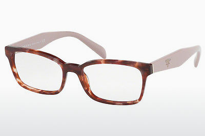Eyewear Prada PR 18TV UE01O1 - Pink, Brown, Havanna