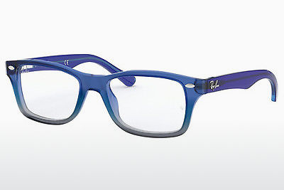चश्मा Ray-Ban Junior RY1531 3647 - नीला, सलेटी