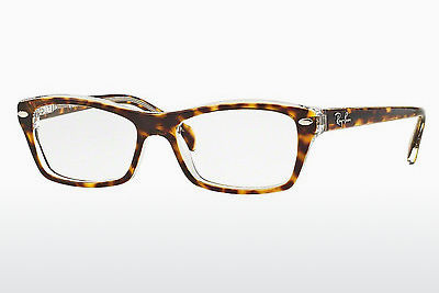 Eyewear Ray-Ban Junior RY1550 3602 - Transparent, Brown, Havanna
