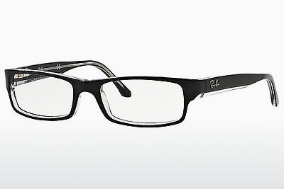 Eyewear Ray-Ban RX5114 2034 - Black, Transparent