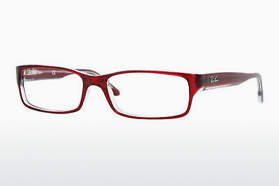 Eyewear Ray-Ban RX5114 5112 - Red, Transparent