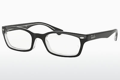 Eyewear Ray-Ban RX5150 2034 - Black, Transparent