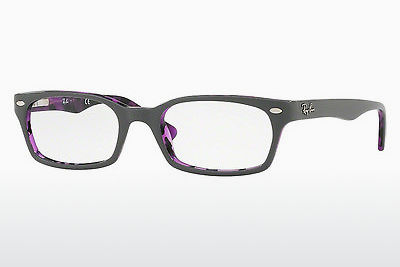 Eyewear Ray-Ban RX5150 5718 - Grey, Brown, Havanna, Purple