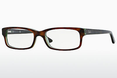 Eyewear Ray-Ban RX5187 2445 - Green, Brown, Havanna