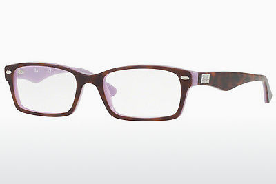 Eyewear Ray-Ban RX5206 5240 - Brown, Havanna, Purple
