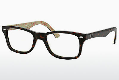 Eyewear Ray-Ban RX5228 5057 - Brown, Havanna