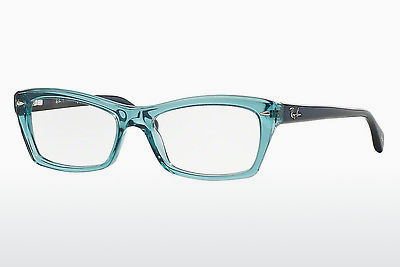 Eyewear Ray-Ban RX5255 (51) (RX5255 5235) - Transparent, Blue