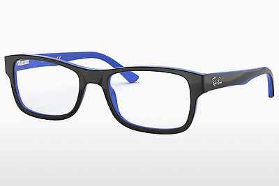 Eyewear Ray-Ban RX5268 5179 - Black, Blue