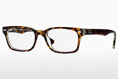 Eyewear Ray-Ban RX5286 5082 - Brown, Havanna, Transparent