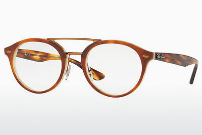 Eyewear Ray-Ban RX5354 5677 - Brown, Havanna