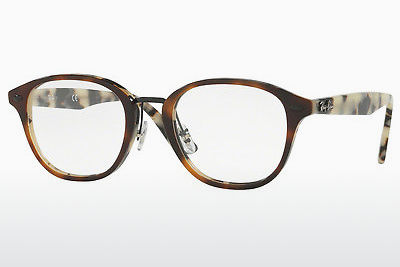 Eyewear Ray-Ban RX5355 5676 - Brown, Havanna