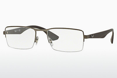 Eyewear Ray-Ban RX6331 2850 - Grey, Gunmetal