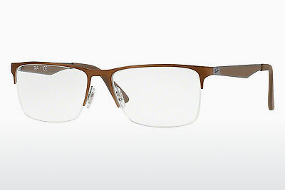 Eyewear Ray-Ban RX6335 2531 - Grey, Brown