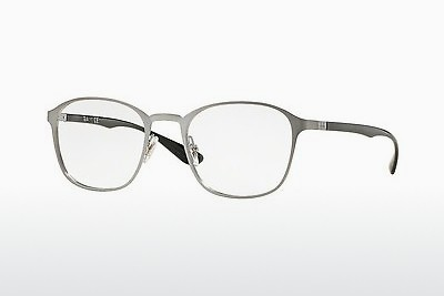 Eyewear Ray-Ban RX6357 2553 - Grey, Gunmetal