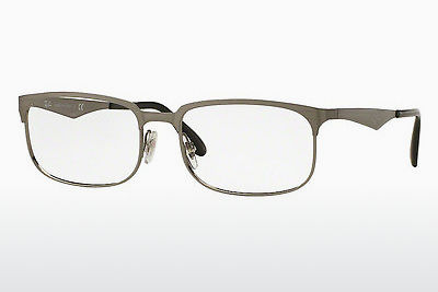 Eyewear Ray-Ban RX6361 2553 - Grey, Gunmetal