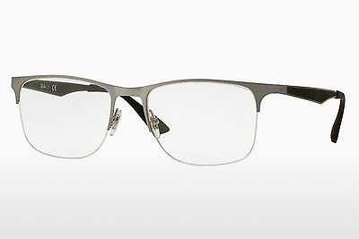 Eyewear Ray-Ban RX6362 2502 - Grey, Gunmetal