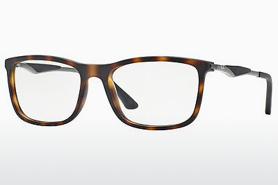 Eyewear Ray-Ban RX7029 5200 - Brown, Havanna