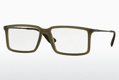 Eyewear Ray-Ban RX7043 5466 - Green, Military