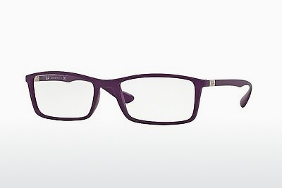 Eyewear Ray-Ban RX7048 5443 - Purple, Violet