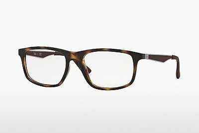 Eyewear Ray-Ban RX7055 2012 - Brown, Havanna