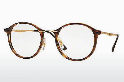 Eyewear Ray-Ban RX7073 2012 - Brown, Havanna