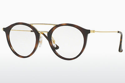 Eyewear Ray-Ban RX7097 2012 - Brown, Havanna