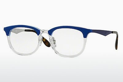 Eyewear Ray-Ban RX7112 5684 - Transparent, Blue