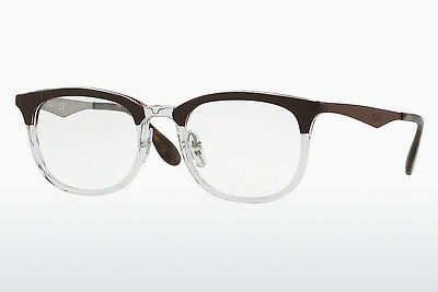 Eyewear Ray-Ban RX7112 5685 - Transparent, Brown