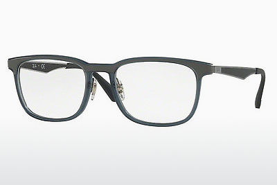 Eyewear Ray-Ban RX7163 5679 - Transparent, Blue