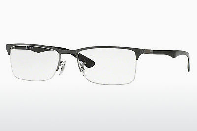 Eyewear Ray-Ban RX8413 2893 - Grey, Gunmetal