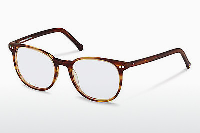 Eyewear Rocco by Rodenstock RR419 B - Brown, Havanna