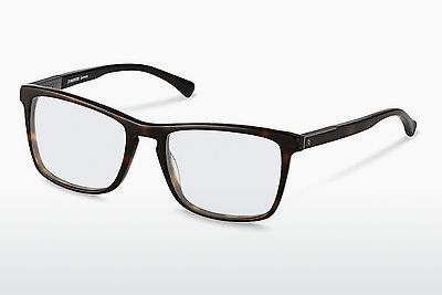 Eyewear Rodenstock R7026 B - Brown, Havanna