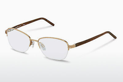 Eyewear Rodenstock R7041 B - Gold, Brown