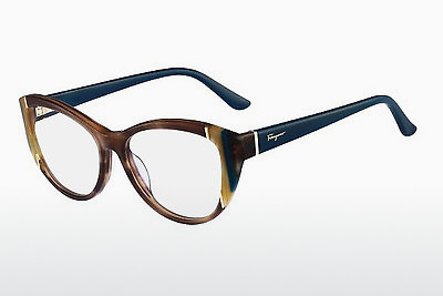 Eyewear Salvatore Ferragamo SF2683 216 - Brown