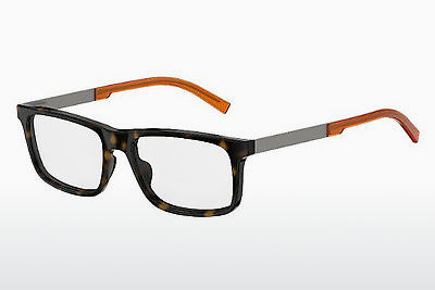 Eyewear Seventh Street S 265 0O9 - Orange, Brown, Havanna
