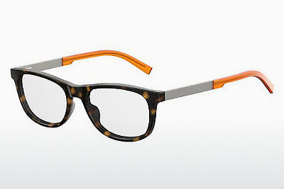 Eyewear Seventh Street S 266 0O9 - Orange, Brown, Havanna