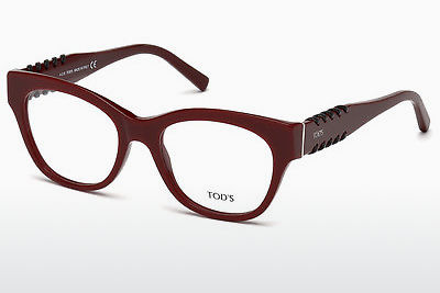 Eyewear Tod's TO5174 069 - Burgundy, Bordeaux, Shiny