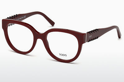 Eyewear Tod's TO5175 069 - Burgundy, Bordeaux, Shiny