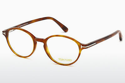 Eyewear Tom Ford FT5305 053 - Havanna, Yellow, Blond, Brown