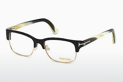 Eyewear Tom Ford FT5307 001 - Black, Shiny